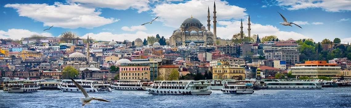 Istanbul 4* - zbor Turkish Airlines