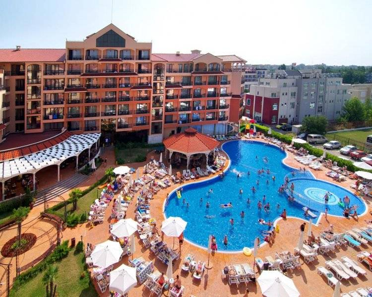 Diamant Residence Hotel & Spa 4*